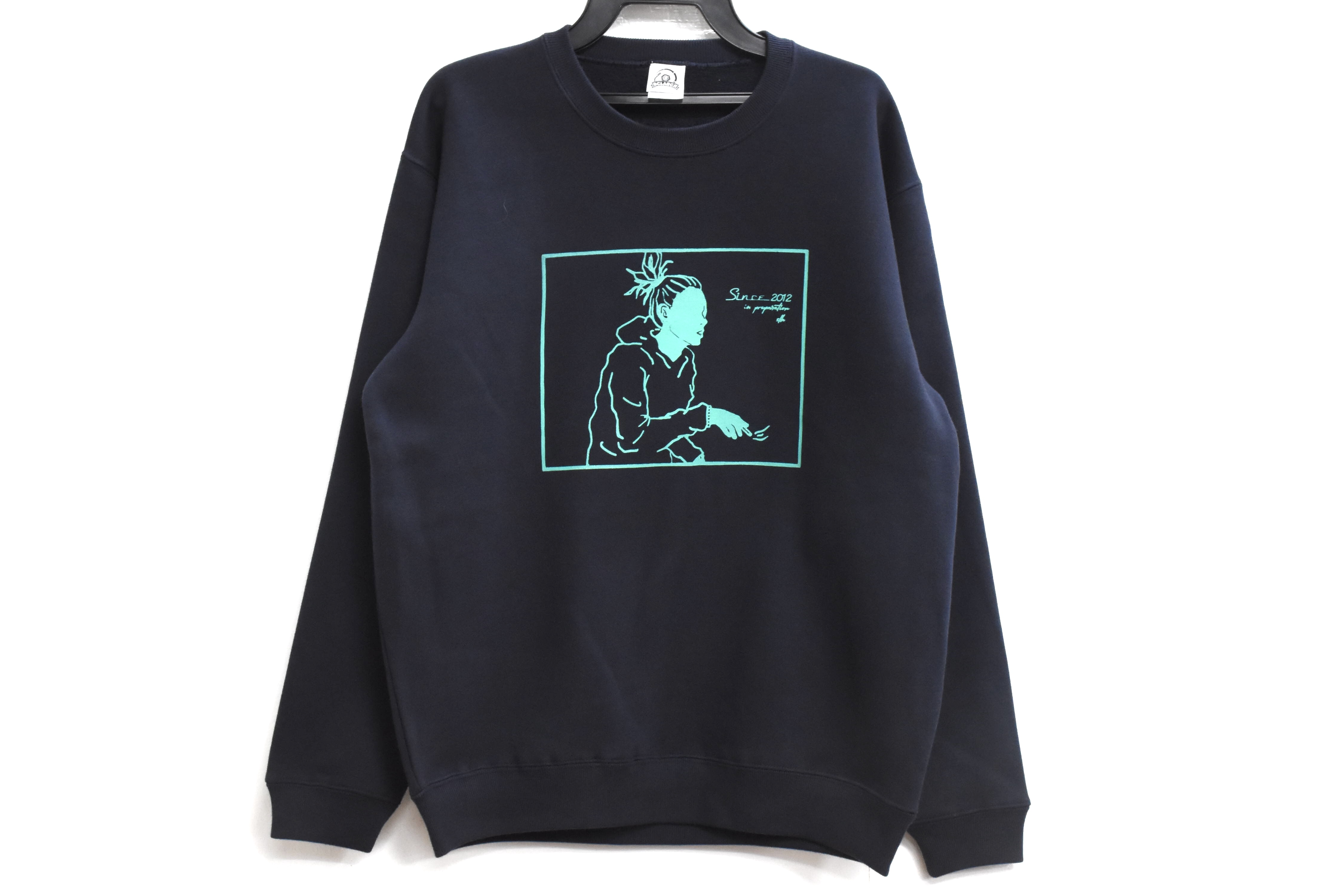 SCLARCH_MESSAGE_SWEAT_NAVY