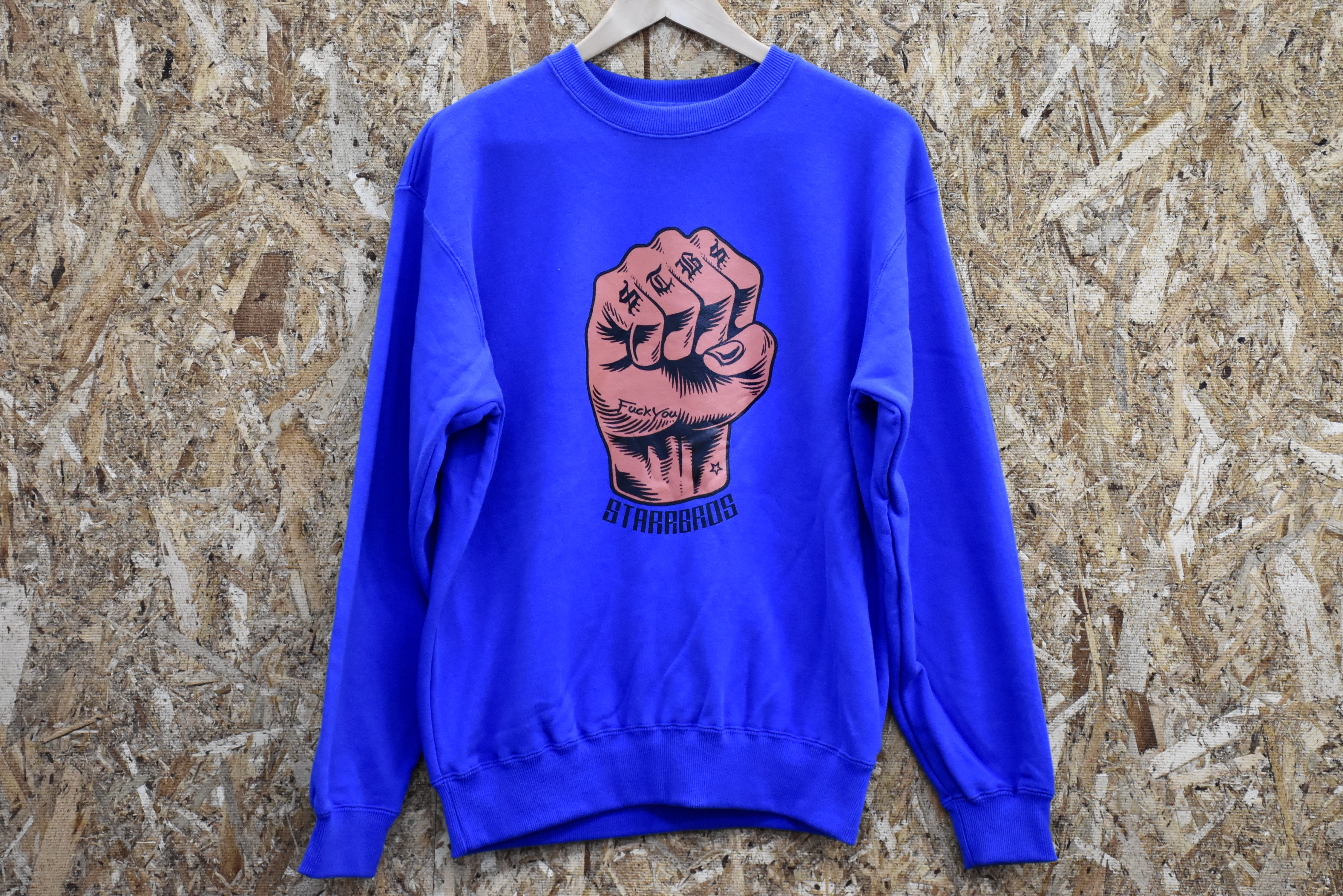STARRBROS_ANGRY_FIST_SWEAT_BLUE