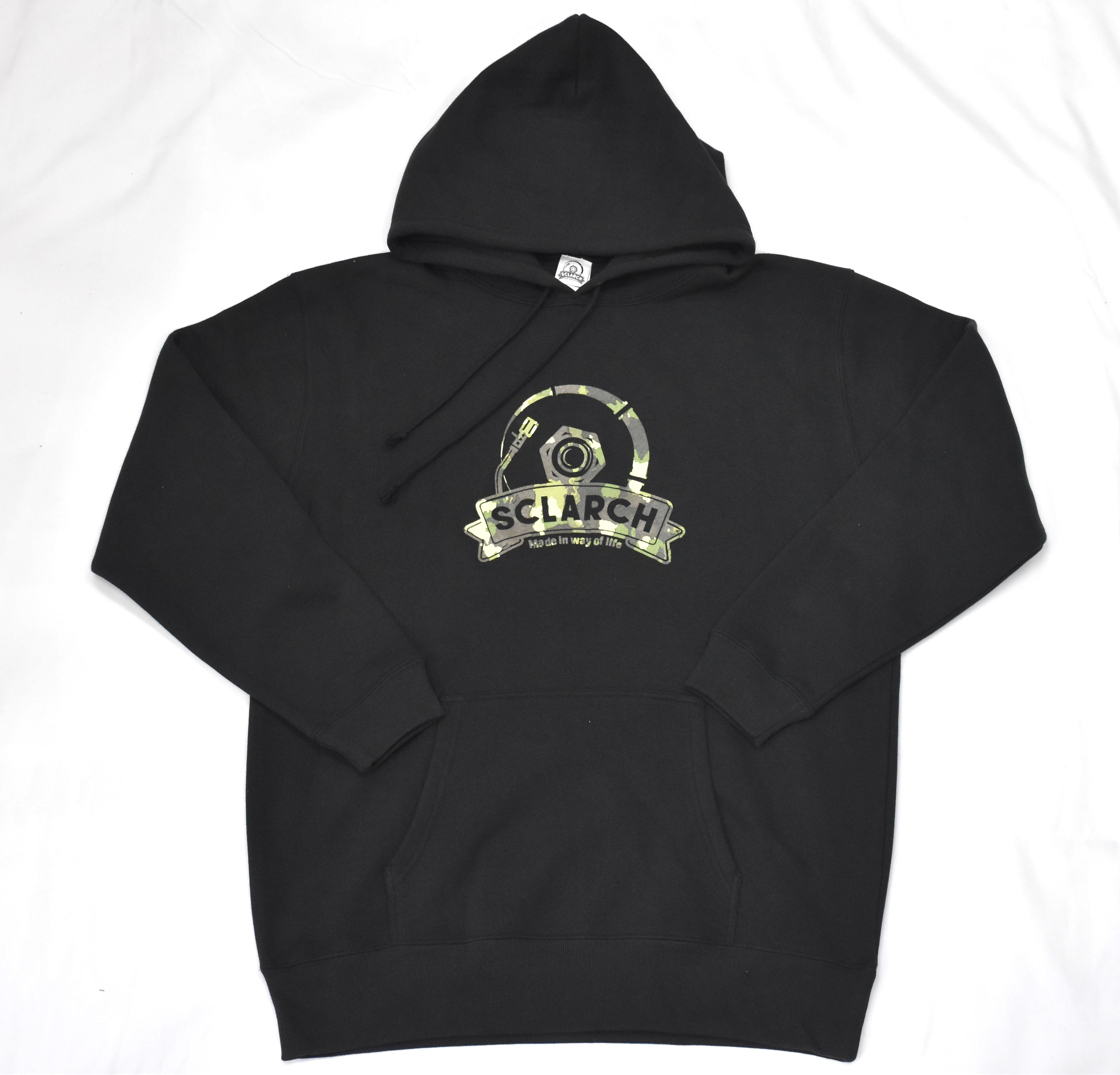 SCLARCH_CLASSIC_LOGO_HOODIE_2020_BLACK