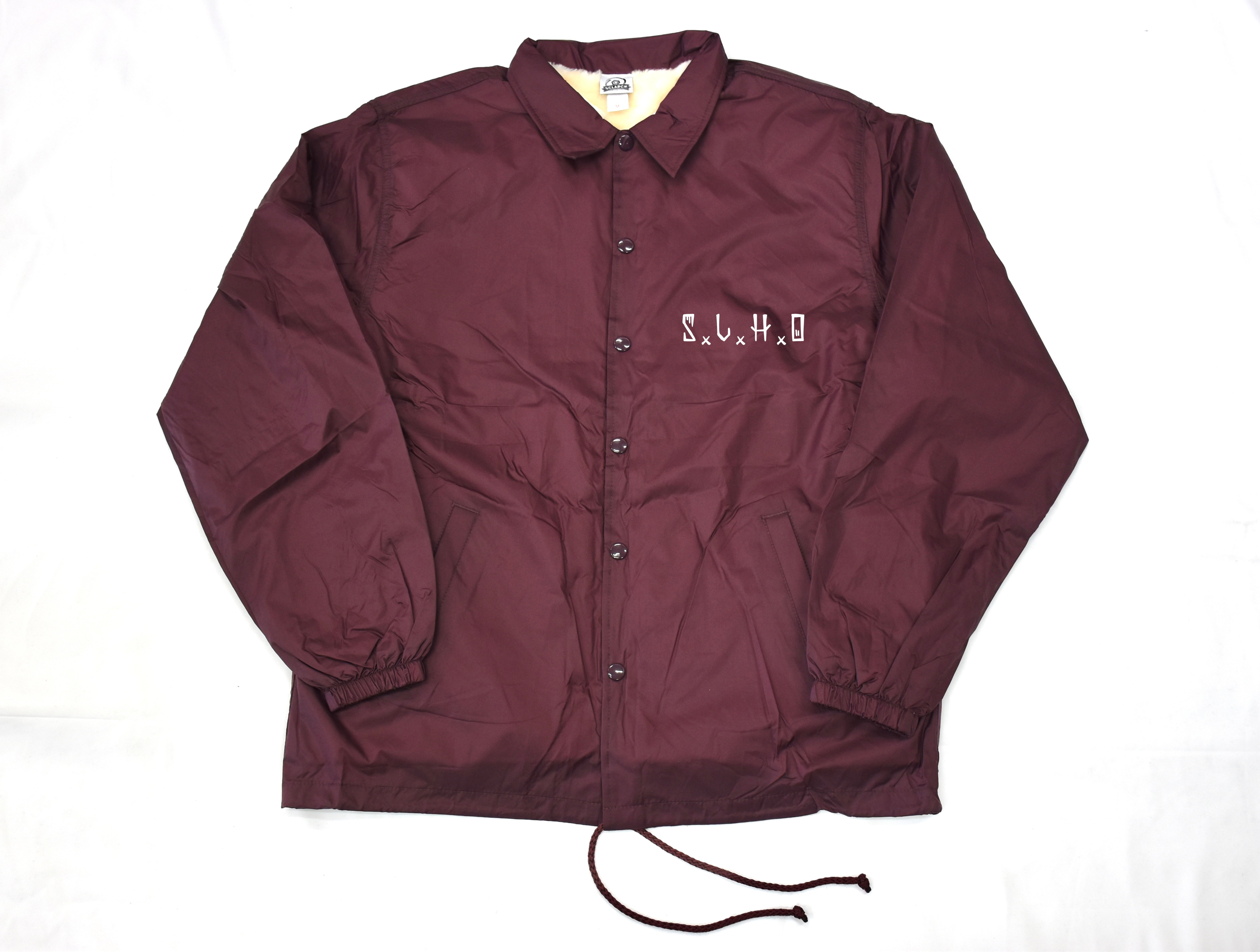 SCLARCH_BOA_JACKET_BURGUNDY